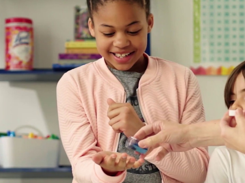 Teaching Kids About Germs